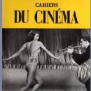 Cyd Charisse - Cahiers du Cinéma Magazine Cover [France] (May 1960)