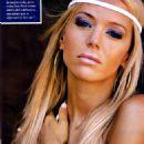 Evangelina Anderson - Caras Magazine February 16 2010