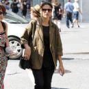 Rashida Jones out in NYC (August 2) - 454 x 681