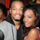 Dawn Richard and Qwanell Mosley