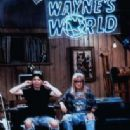 Mike Myers and Dana Carvey in Wayne's World (1992) - 205 x 307