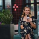 Lucy Fry – Visit AOL Build for Godfather of Harlem in NY - 454 x 303