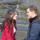 Anna Paquin and Matt Damon