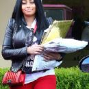 Blac Chyna Out in Calabasas, California - May 7, 2015 - 306 x 666