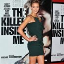 Jessica Alba - 'The Killer Inside Me' Paris Premiere At UGC Cine Cite Des Halles In Paris, France, June 24, 2010