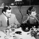 Claudette Colbert with Mike Todd