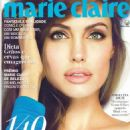 Angelina Jolie Marie Claire Brazil February 2012
