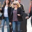 Naomi Watts Stops by 'Jimmy Kimmel Live'