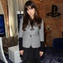 Zooey Deschanel - Playstation Lounge at Sundance Film Festival 23/01/11