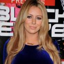 Aubrey O'Day - Sports Illustrated & Bacardi Present The Black Eyed Peas Super Bowl Party in Dallas - 04.02.2011