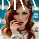 Nataša Janjić  -  Magazine Cover