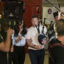 Nicole Scherzinger – 'The X Factor' TV Show Photocall in Edinburgh