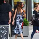 Selena Gomez spotted leaving  her hotel in New York City June 1, 2016