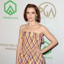 Zoey Deutch – 2020 Producers Guild Awards in Los Angeles
