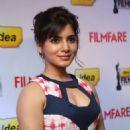 Samantha Ruth Prabhu at 60th Idea Filmfare Awards Press Meet - 454 x 682