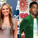 Kid Cudi and Amanda Bynes