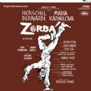 ZORBA Original 1968 Broadway Cast Starring Herhsel Bernardi - 454 x 454