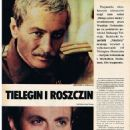Yuriy Solomin - Film Magazine Pictorial [Poland] (12 February 1978)