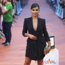 Monica Cruz- FesTVal 2017 - Day 2- Red Carpet - 399 x 600