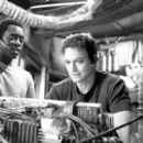 Don Cheadle, Gary Sinise and Connie Nielsen in Touchstone's Mission To Mars - 2000