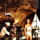 Lara Stone - Vogue Magazine Pictorial [United States] (January 2011) - 454 x 628
