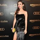 Victoria Justice – Amazon Studios Golden Globe Party in LA - 454 x 681