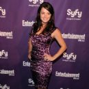 Erica Durance - EW And SyFy Party During Comic-Con 2010 At Hotel Solamar On July 24, 2010 In San Diego, California