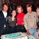 Jack Wagner and Kristina Wagner - 454 x 298
