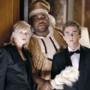 Hannah Spearritt, Anthony Anderson and Frankie Muniz in Agent Cody Banks 2: Destination London - 2004