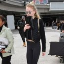 Sophie Turner – Arrives at LAX Airport in Los Angeles 1/4/ 2017