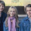 Camilla in the swedish series Lycka Till, 1980