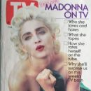 Madonna - TV Guide Magazine Cover [United States] (23 October 1991)