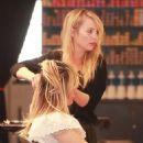 Sarah Michelle Gellar at a Hair Salon in Brentwood - 454 x 681