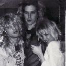 Pamela with Duff and Steven