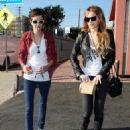 Lindsay Lohan Shopping At Fred Segal, 2008-09-21