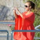 Hayden Panettiere: Cruisin' in Cannes