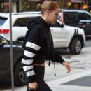 Gigi Hadid – Heads out in NYC