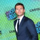 Scott Eastwood at 'Suicide Squad' Premiere in New York 08/01/2016 - 454 x 683