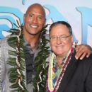 Dwayne Johnson- November 14, 2016- The World Premiere of Disney's 'Moana' - 454 x 588