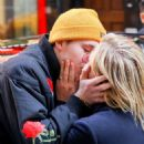 Chloe Moretz and Brooklyn Beckham out in NYC - 454 x 493