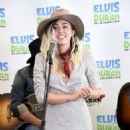 Miley Cyrus – Elvis Duran Z100 Morning Show in NYC - 454 x 615