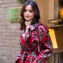 Jenna Coleman – Cosmo's 100 Most Powerful Women Luncheon in NYC December 12, 2017