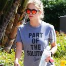 Ashley Benson heads to the gym in West Hollywood on March 28, 2016 - 376 x 600