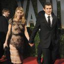 Claire Danes - 2009 Vanity Fair Oscar Party - Arrivals, Hollywood 2009-02-22