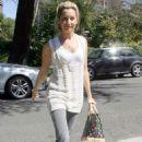 Ashley Tisdale Arriving For Breakfast At Chez Nous - Mar 16 2008