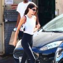 Kendall Jenner – Pictured while out for lunch in Beverly Hills