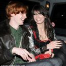 Daisy Lowe and Will Blondelle - 454 x 458