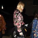 Emma Roberts at Eric Buterbaugh Gallery in Los Angeles 1/6/ 2017 - 454 x 708