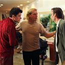 Craig Ferguson, David Rasche and Chris Langham in Warner Brothers' The Big Tease - 2000