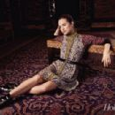 Alicia Vikander For The Hollywood Reporter